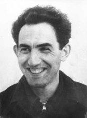 Vitaly Ginzburg pada tahun 1947, usia 31 tahun.