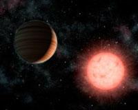 Planet VB 10b menghilang. Kredit : NASA