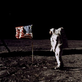 Menguak Nasib Bendera Apollo di Bulan