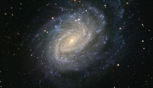 Galaksi Spiral. Kredit : ESO