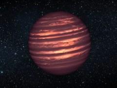 Katai Coklat 2MASSJ22282889-431026. Kredit : NASA/JPL-Caltech