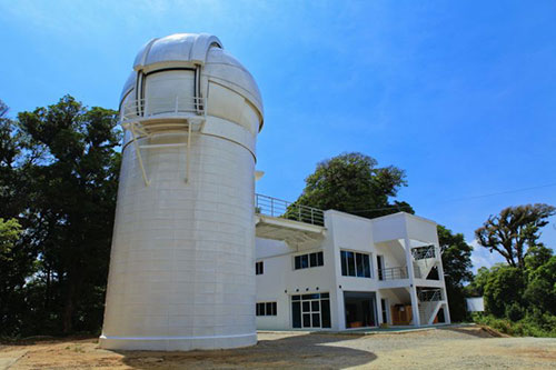 Thailand National Observatory. Kredit : NARIT