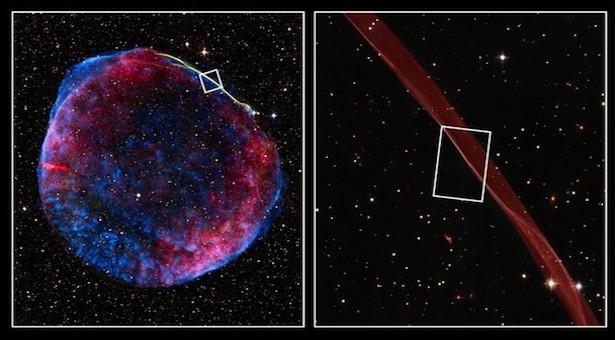 Menelusuri Jejak Asal-Usul Sinar Kosmis