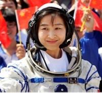 Astronaut Liu Yang, astronaut wanita pertama dari China. Kredit: Reuters