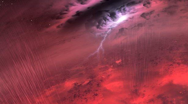 Ilutrasi cuaca di bintang katai coklat. Kredit: : NASA/JPL-Caltech/University of Western Ontario/Stony Brook University