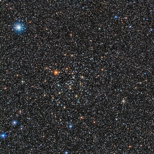 Gugus Bintang IC4651. Kredit: ESO