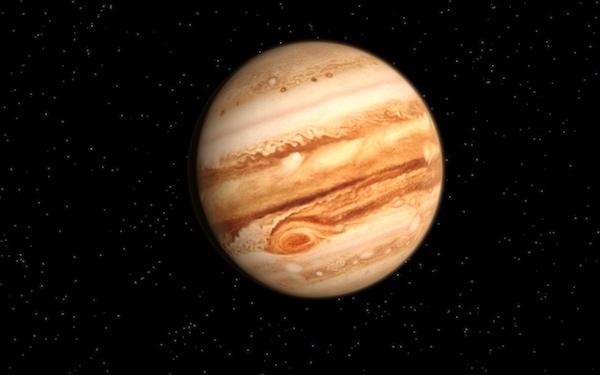 Jupiter. Kredit: NASA