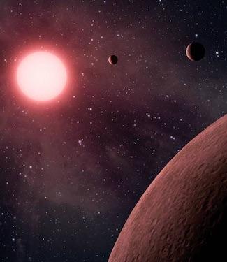 Planet-Planet Seukuran Bumi Dalam Katalog Kepler
