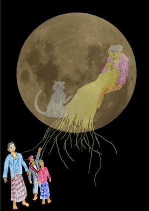 Kisah Nini Anteh dari Jawa Barat. Kredit: Emanuel Sungging Mumpuni