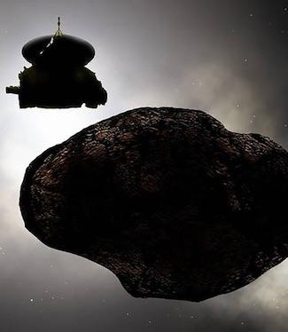 Menjejak Perjalanan New Horizons Menuju MU69