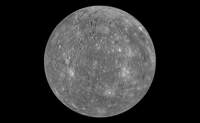 Merkurius akan mencapai perihelion pada tanggal 25 Februari 2019. Kredit: MESSENGER / NASA