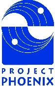 Gambar 4. Logo Project Phoenix. Kredit: Jodrell Bank Observatory
