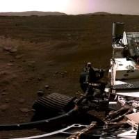 Video Perseverance: Dari Atmosfer ke Permukaan Mars
