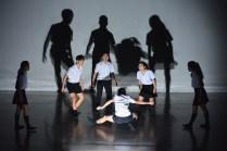 DPAC Dance Company dancers in I See Skies of Blue at DPAC Theatre, Petaling Jaya, 17 December 2014. © Shawn Ng