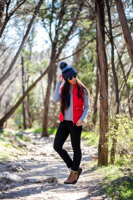 Hiking Outfit - langkung.com