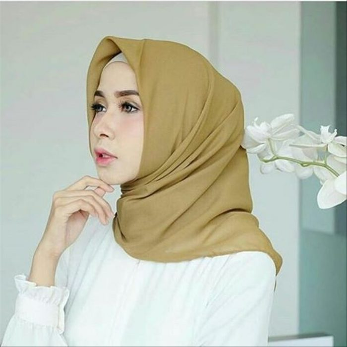 model hijab laudya chintya bella