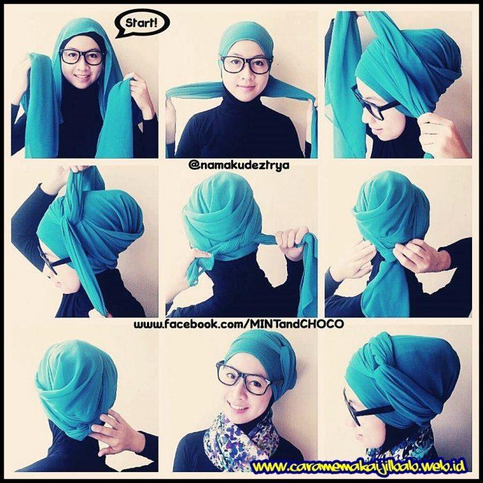 Model Hijab Pengantin - langkung.com