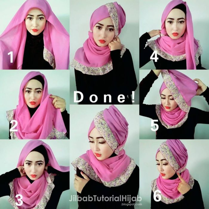 Model Hijab Pesta - langkung.com