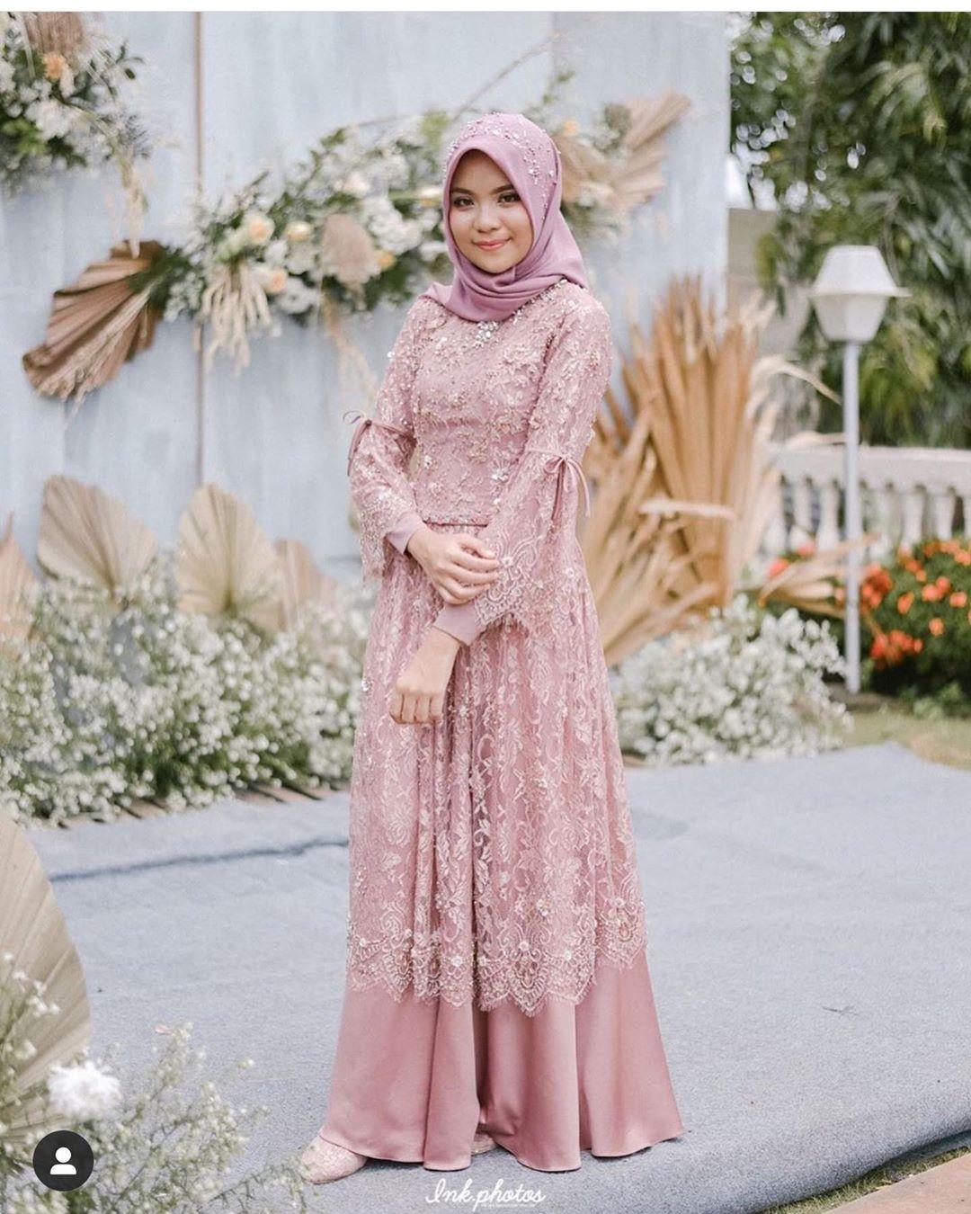 ❤️ Kumpulan Model Kebaya Hijab Tahun 12 - Langkung