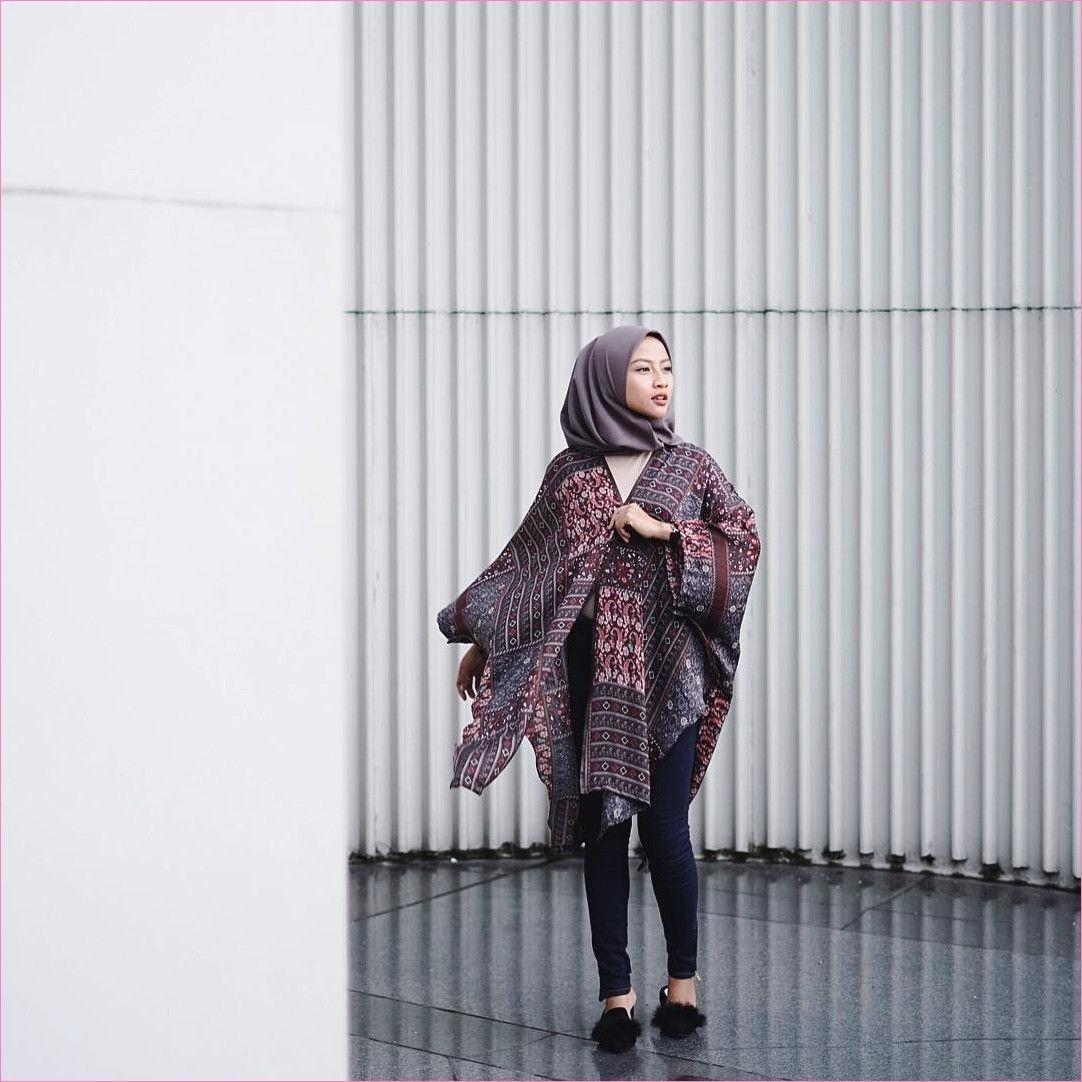 baju setelan celana hijab untuk gaya kasual
