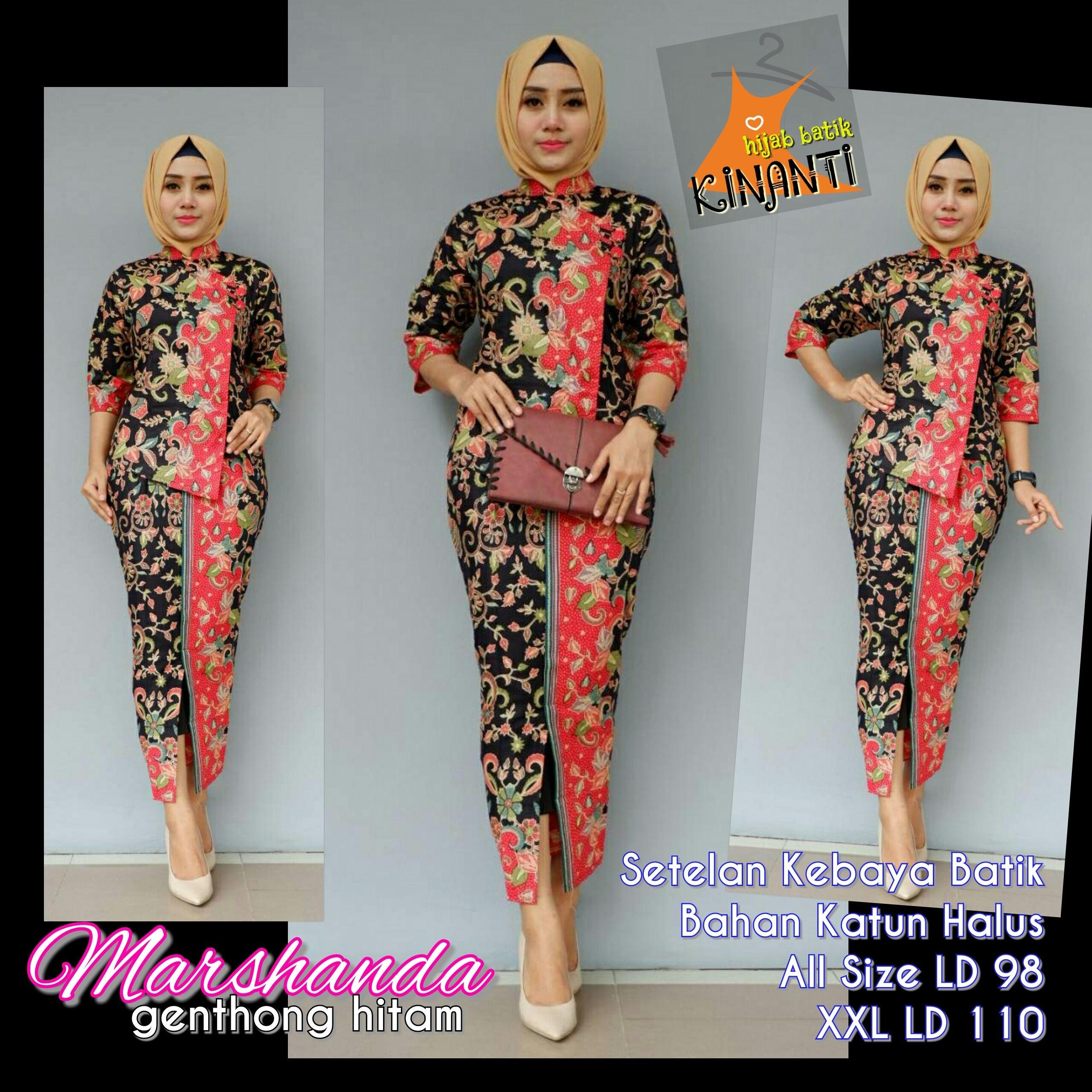 Model Hijab Kebaya - langkung.com