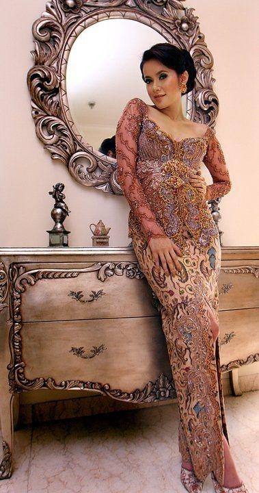 104 best the indonesian kebaya 4 wedding and party images