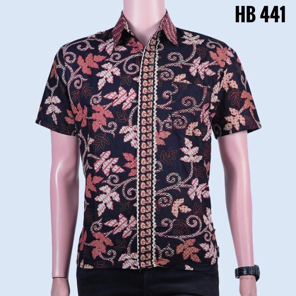 38 desain baju batik seragam kantor desaprojek