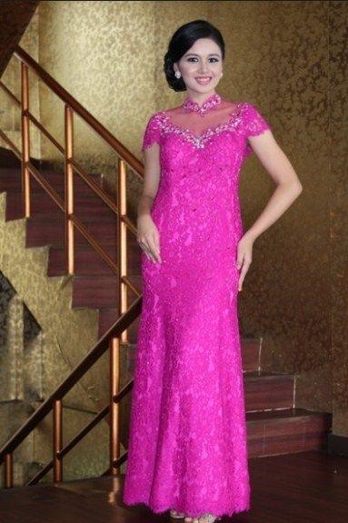 contoh dress kebaya model baju wanita wanita model