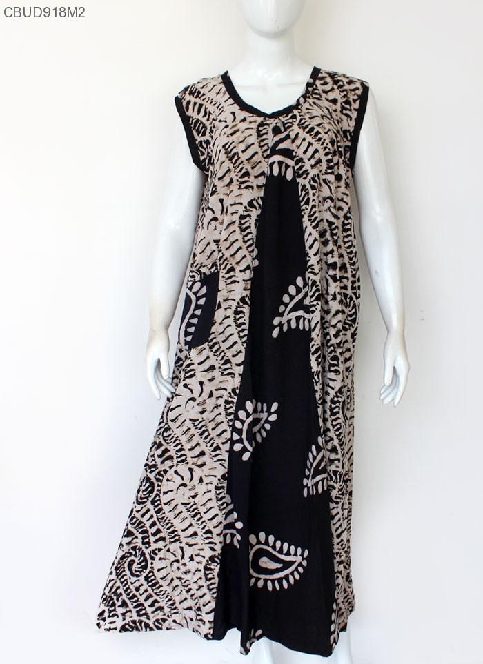 daster batik dress panjang yukensi maxi sogan daster
