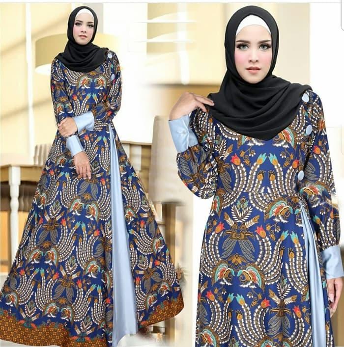 model baju batik modern gamis model kebaya terbaru