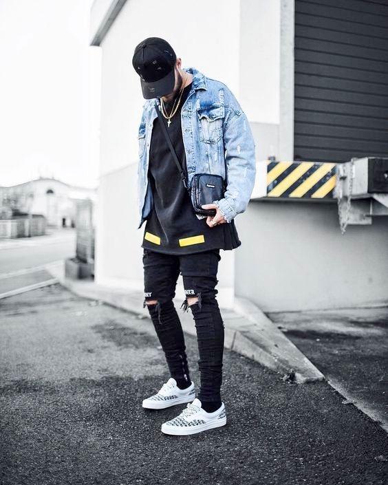 tips style gaya berpakaian anak kuliahan pria membuat