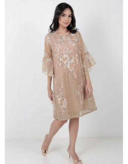 trendy dress brokat lace bridesmaid ideas dress model