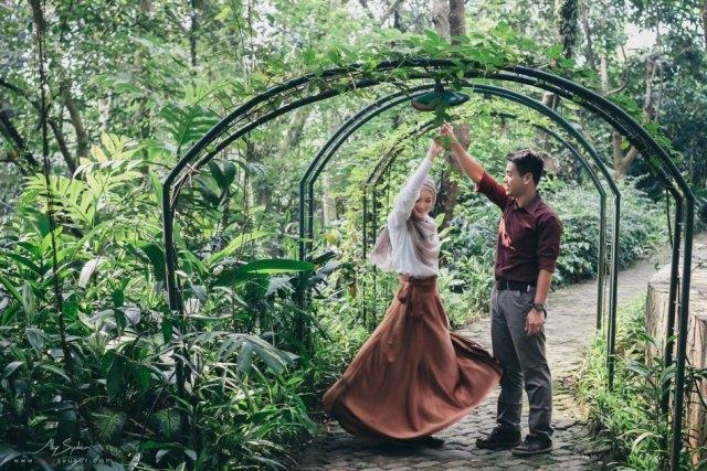 5 spot foto prewedding outdoor yang keren di jakarta