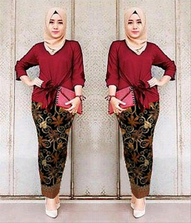 baju couple batik remaja kekinian galeri busana dan baju