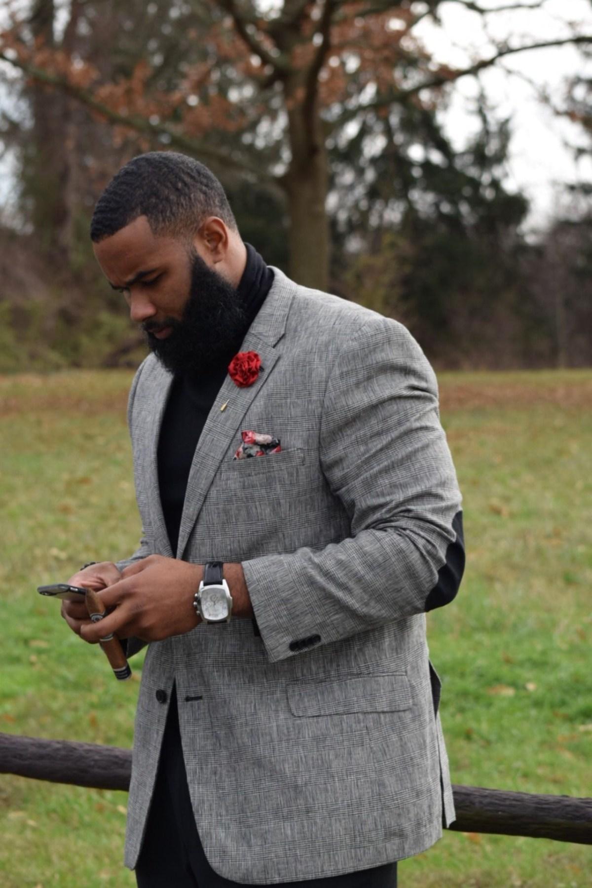 blackfashion big men fashion mens fashion classic mens