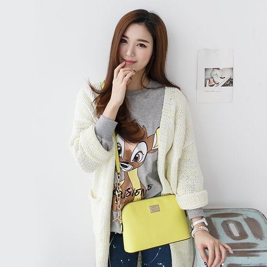 korea woman big size clothing shop jstyle creamy shoes