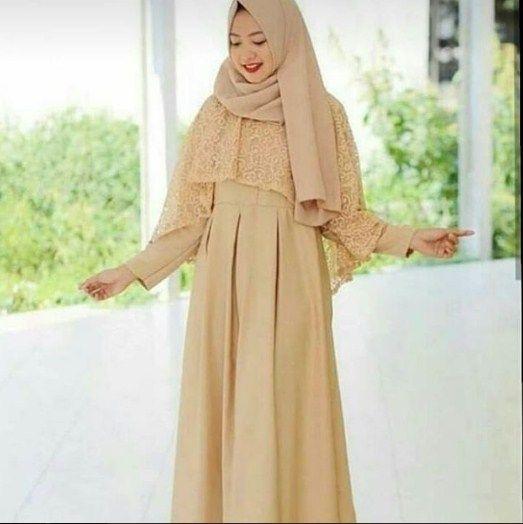 model baju gamis 2019 remaja simple di 2020 model baju
