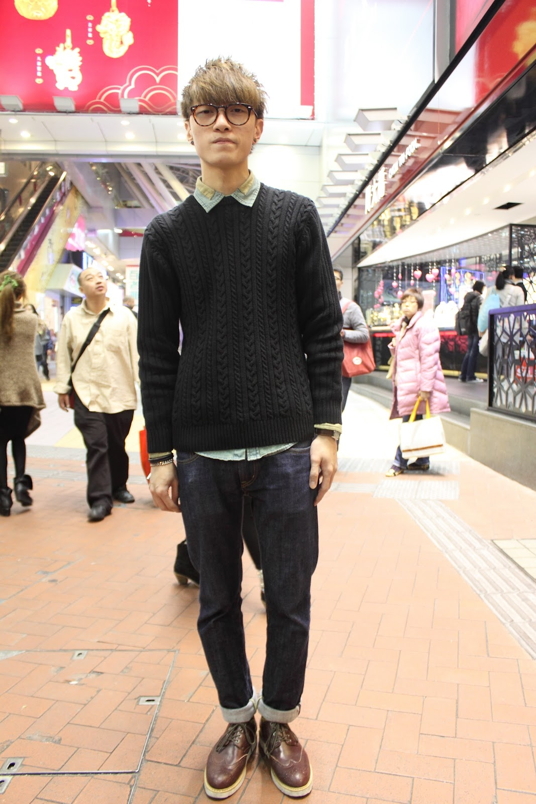 street fashion hong kong fashion studio