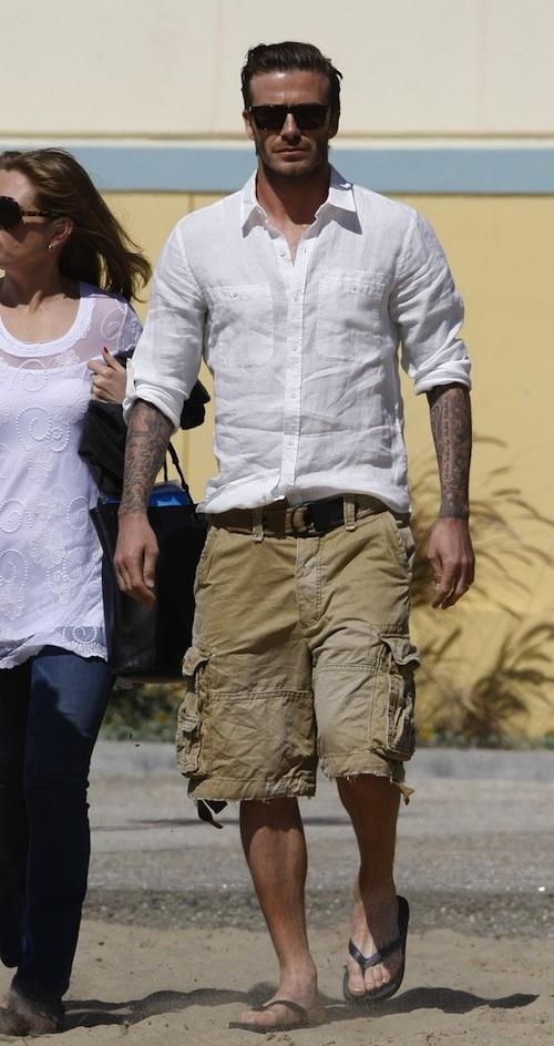 why do grown men still wear cargo shorts ign boards