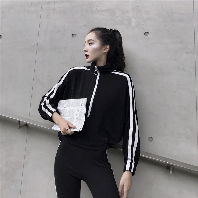 autumn casual harajuku new ulzzang korean fashion womens