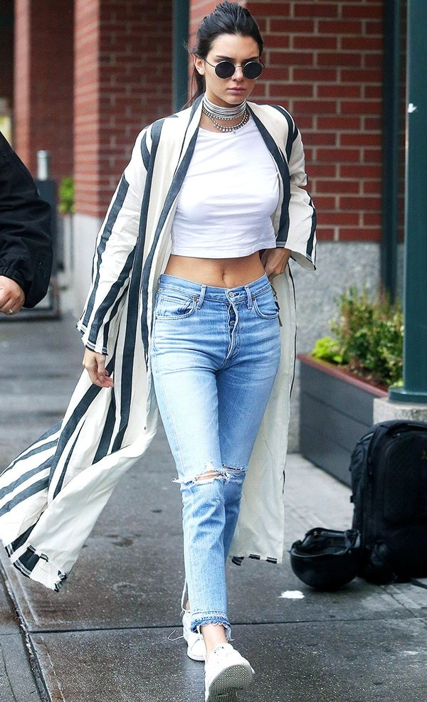 crop top outfits that wont scare you whowhatwear uk
