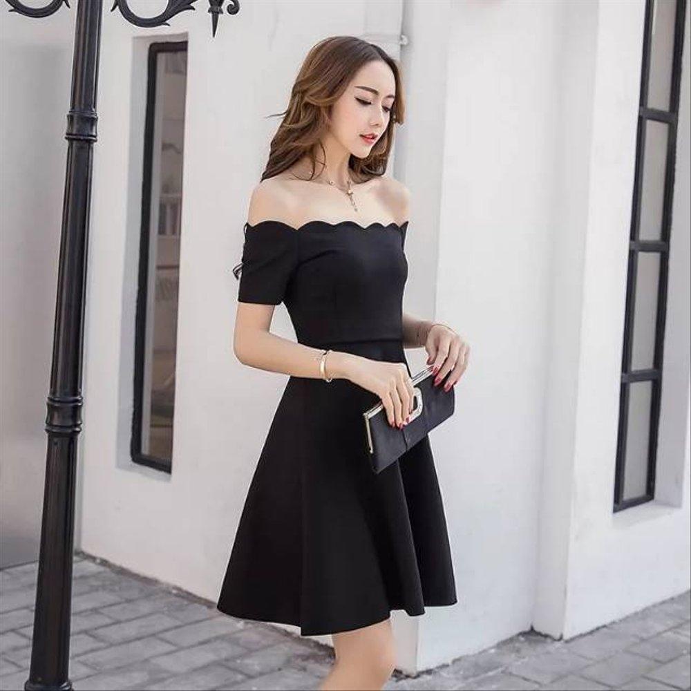 fashion dress wanita korea