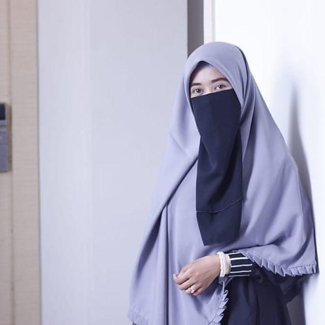 galery muslimah bercadar anggun mempesona jilbab cantik