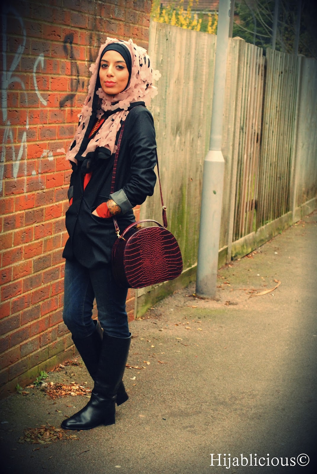 hijablicious weekly feature fancy wraps
