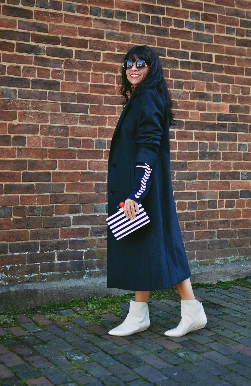 how i wear white ankle boots my small wardrobe