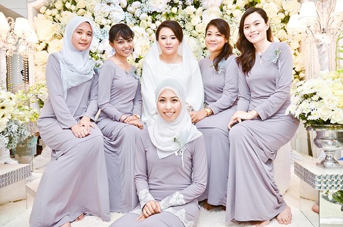 ide populer 38 foto model baju seragam keluarga pernikahan