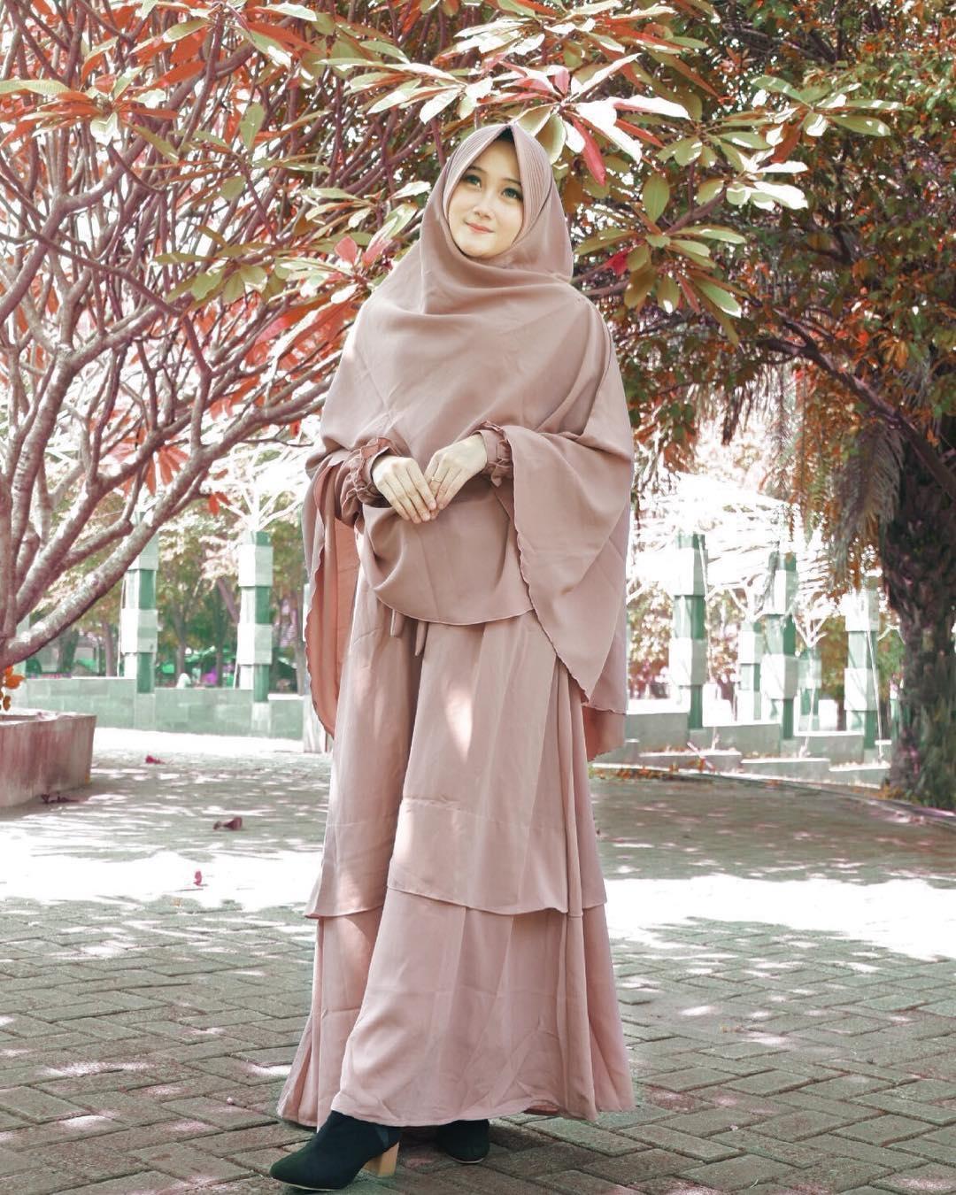 model hijab terbaru syari hafizi azmi