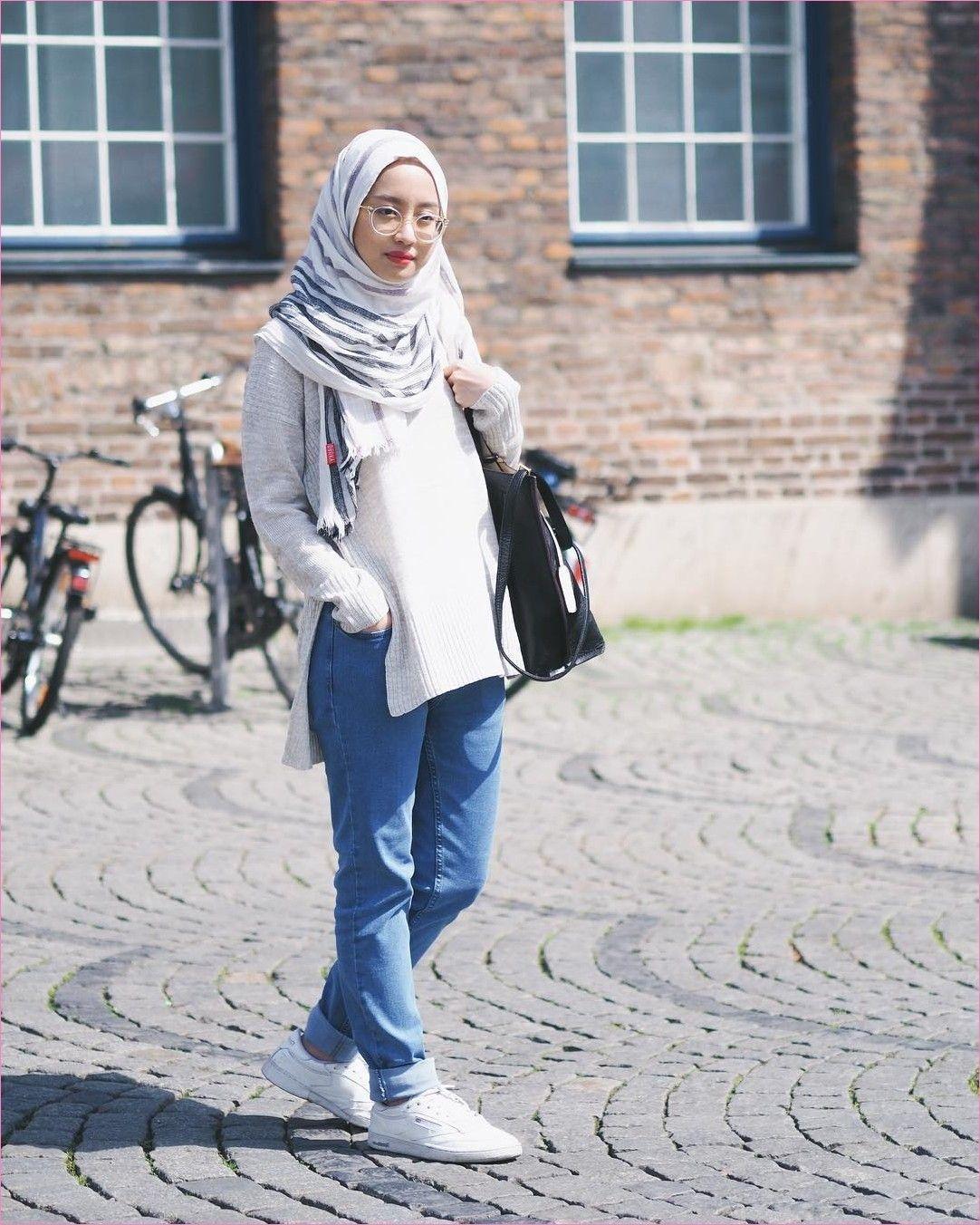 pin on inspirasi model hijab terbaru