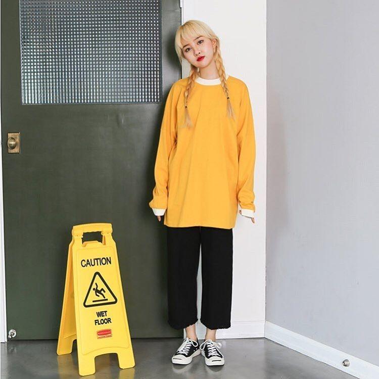 ulzzang fashion kfashion korean fashion tomboy