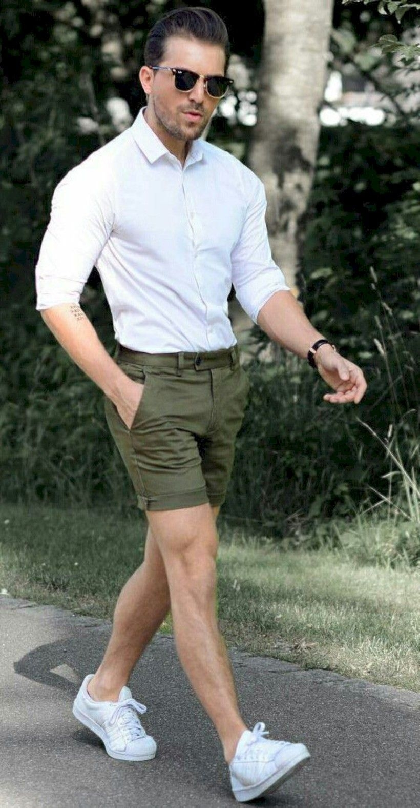 39 best inspiration for men casual outfit with short pant